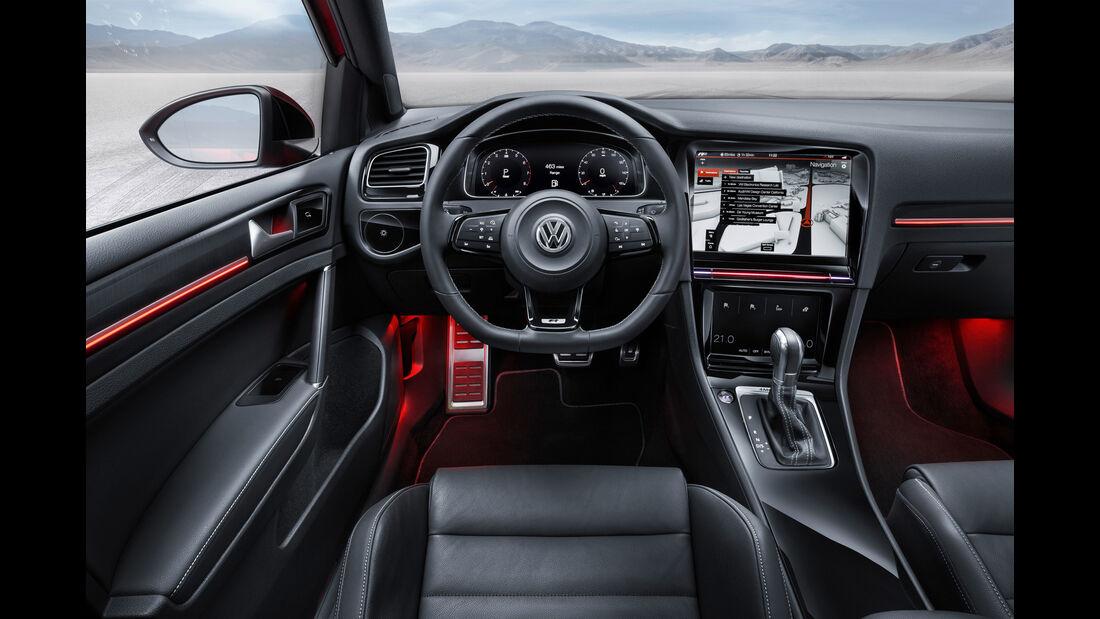 VW Digitales Cockpit