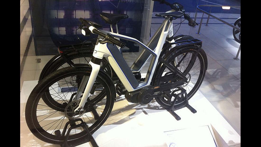 VW E-Bike