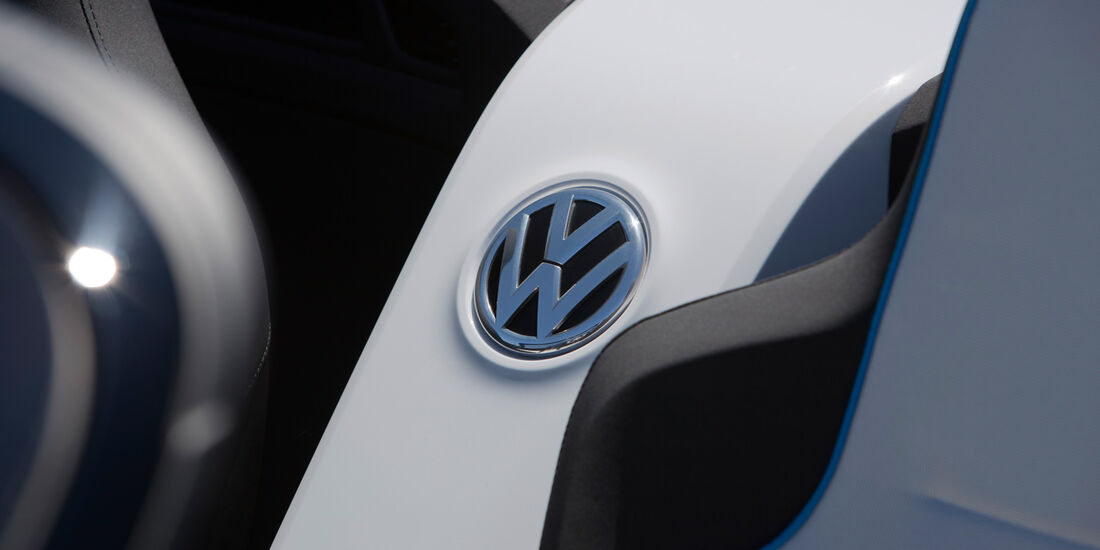 VW E-Bugster, Emblem