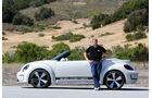 VW E-Bugster, Seitenansicht