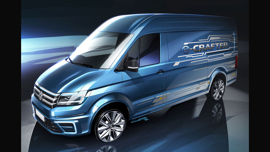 VW E-Crafter