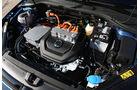 VW E-Golf, Elektromotor