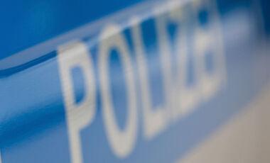 VW E-Golf Polizei