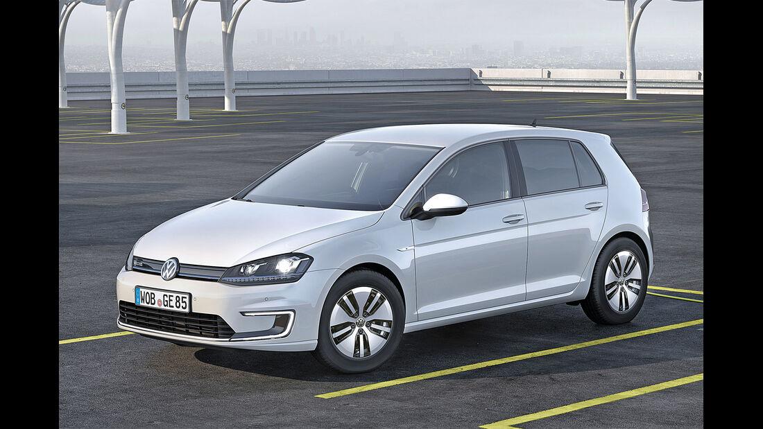 VW E-Golf , Seitenansicht