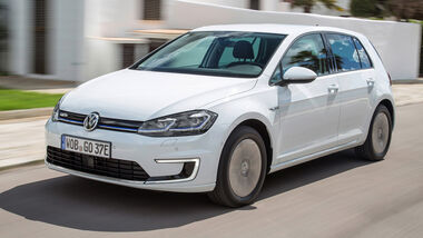 VW E-Golf VII (1125 Pix.)