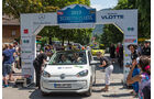 VW E-Up, Frontansicht, Start