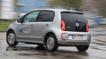 VW E-Up, Heckansicht