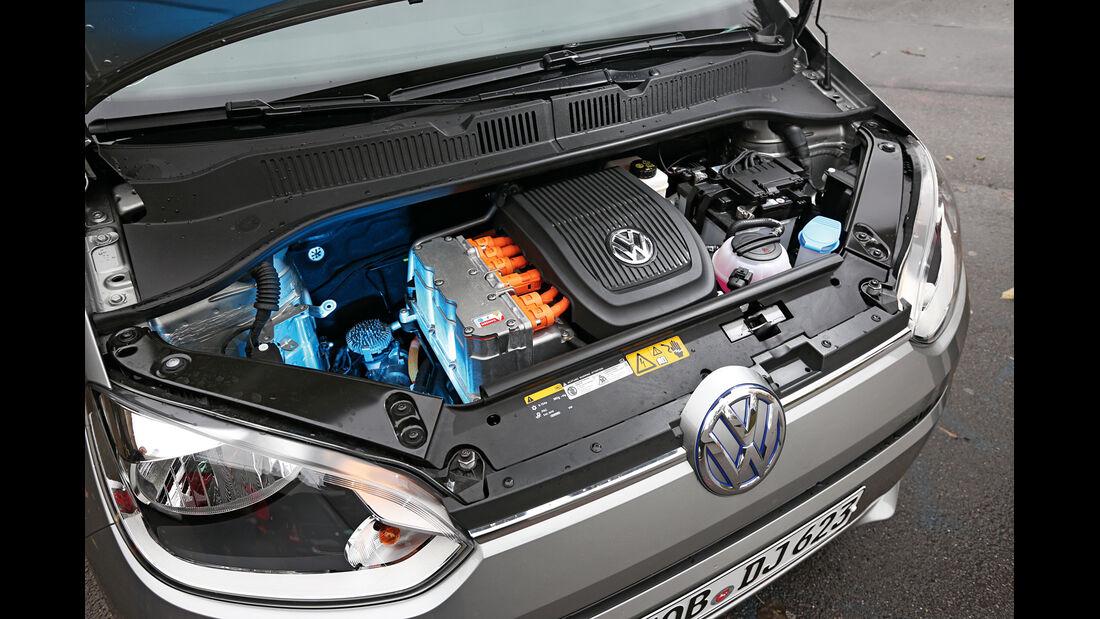 VW E-Up, Motor