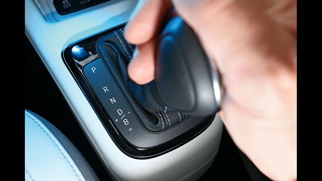 VW E-Up, Schaltung