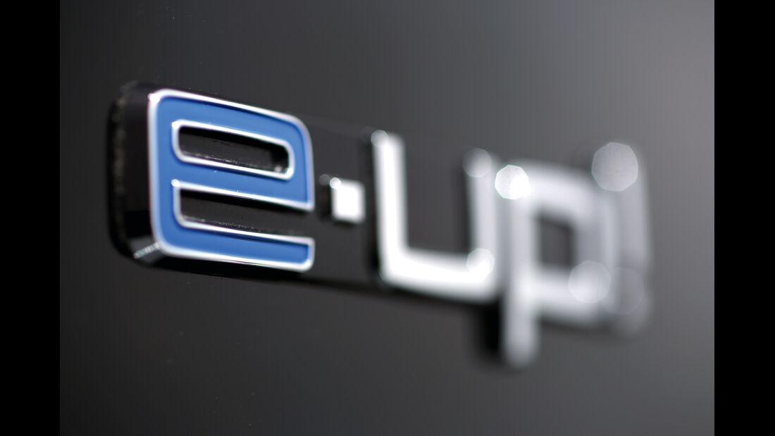 VW E-Up, Typenbezeichnung