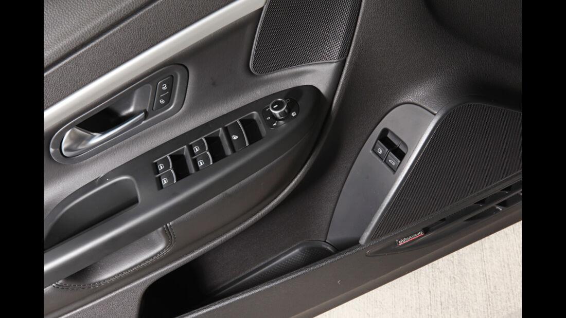 VW EOS 1.4 TSI, Detail