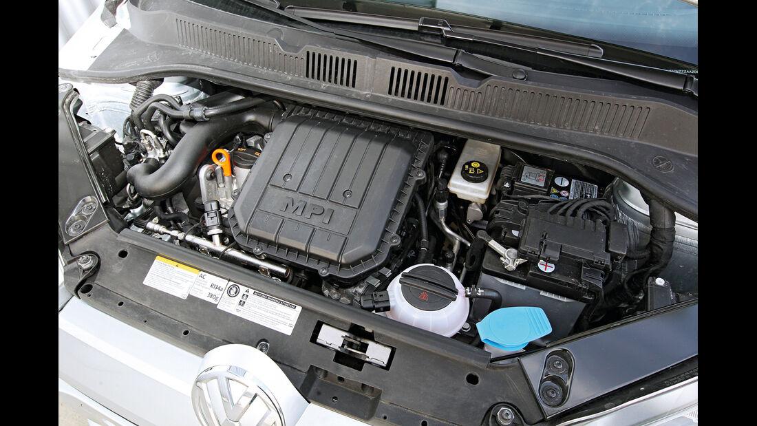VW Eco Up, Motor