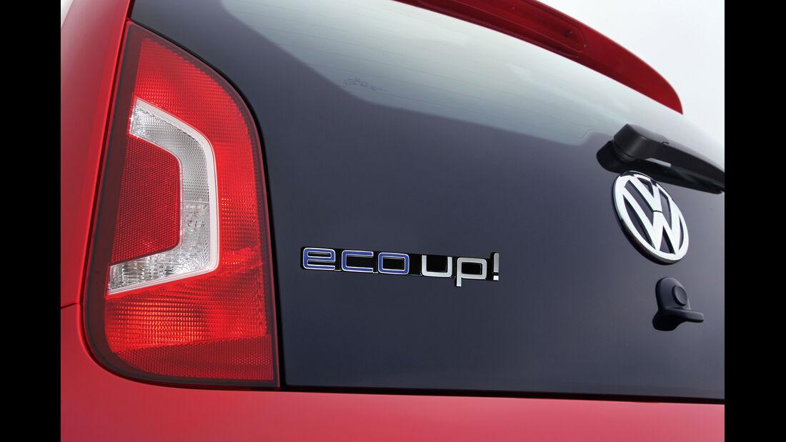 VW Eco Up, Typenbezeichnung