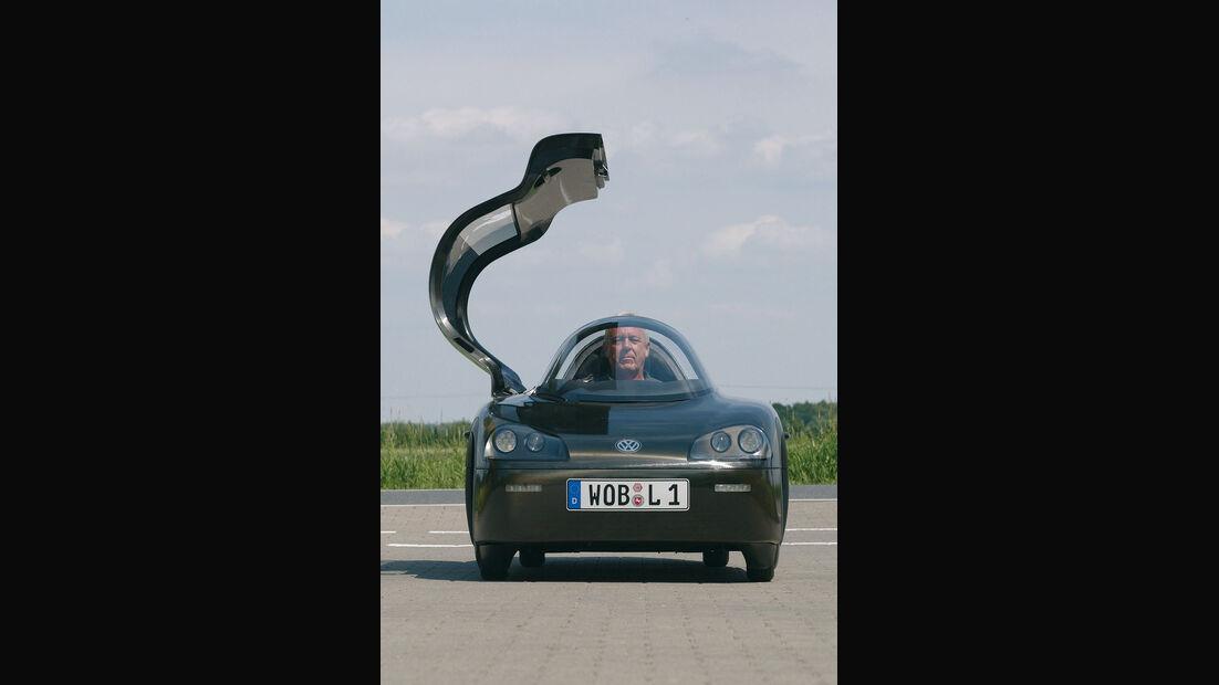 VW Einliter-Auto, 1 Liter-Auto