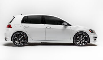 VW Enthusiast Vehicles Golf R