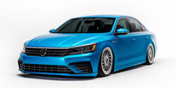VW Enthusiast Vehicles Passat