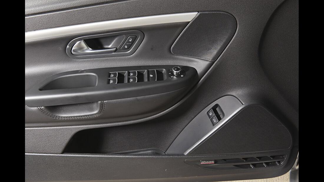 VW Eos 2.0 TDI Blue Motion Technology, Cabrio, Innenraum