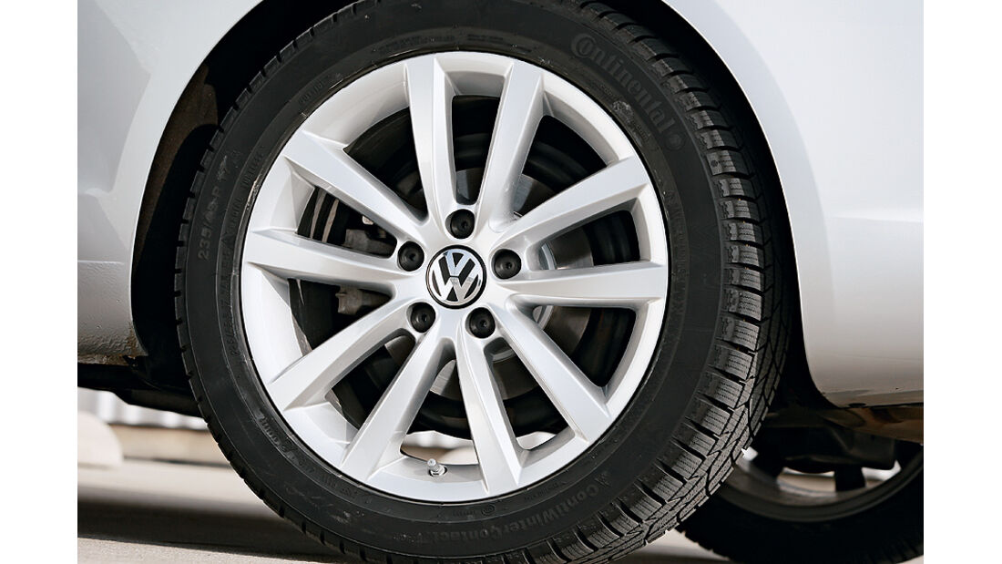 VW Eos 2.0 TDI Blue Motion Technology, Cabrio, Räder, Felge