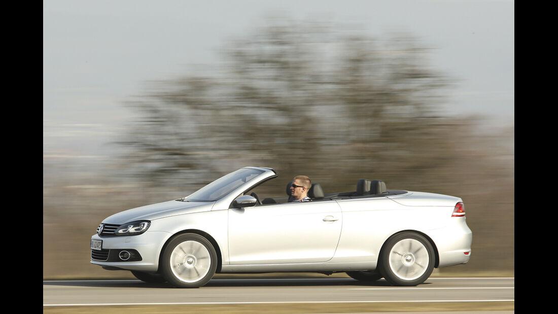 VW Eos 2.0 TDI Blue Motion Technology, Cabrio, Seite