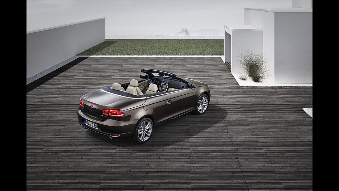 VW Eos, Facelift, 2011