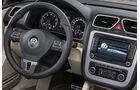 VW Eos, Facelift, 2011, Innenraum, Cockpit