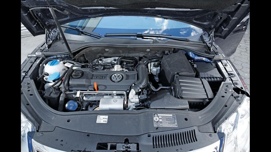VW Eos, Motor
