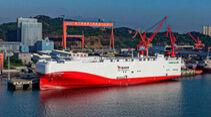 VW Erdgasschiff Siam Confucius