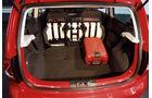 VW Fox, Kofferraum