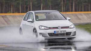 VW GTI, Fahrsicherheitstraining, 2016