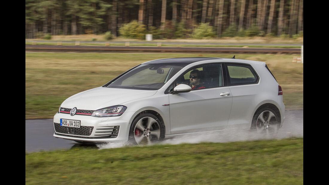 VW GTI, Fahrsicherheitstraining, 2019