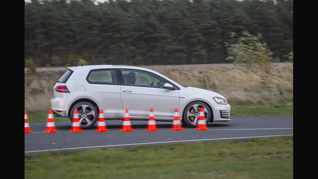 VW GTI, Fahrsicherheitstraining, 2020