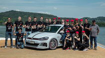 VW GTI Treffen 2018 Azubi-Golf GTI Next Level