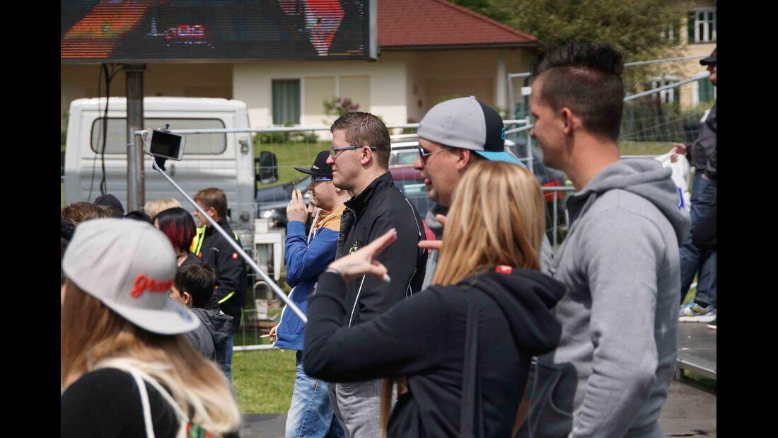 VW-GTI-Treffen, Wörthersee 2016, Impressionen