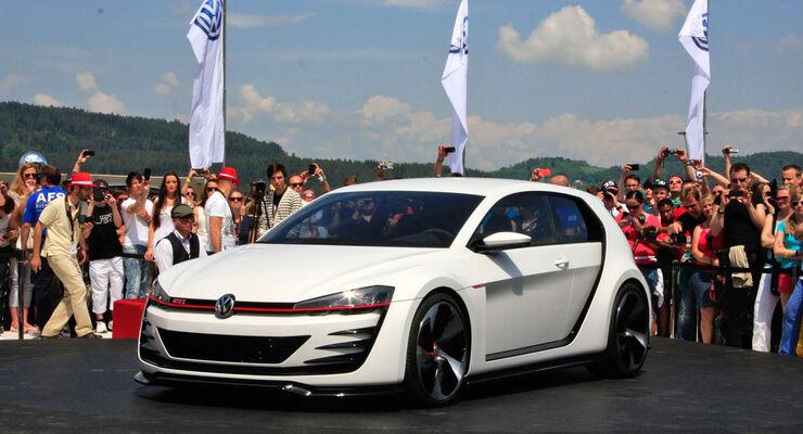 VW GTI Wörthersee 2013