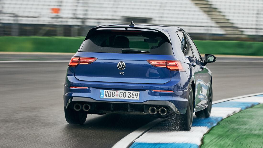 VW Gofl VII R mit Driftmodus