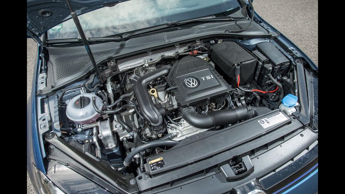 VW Golf 1.0 TSI Bluemotion, Motor