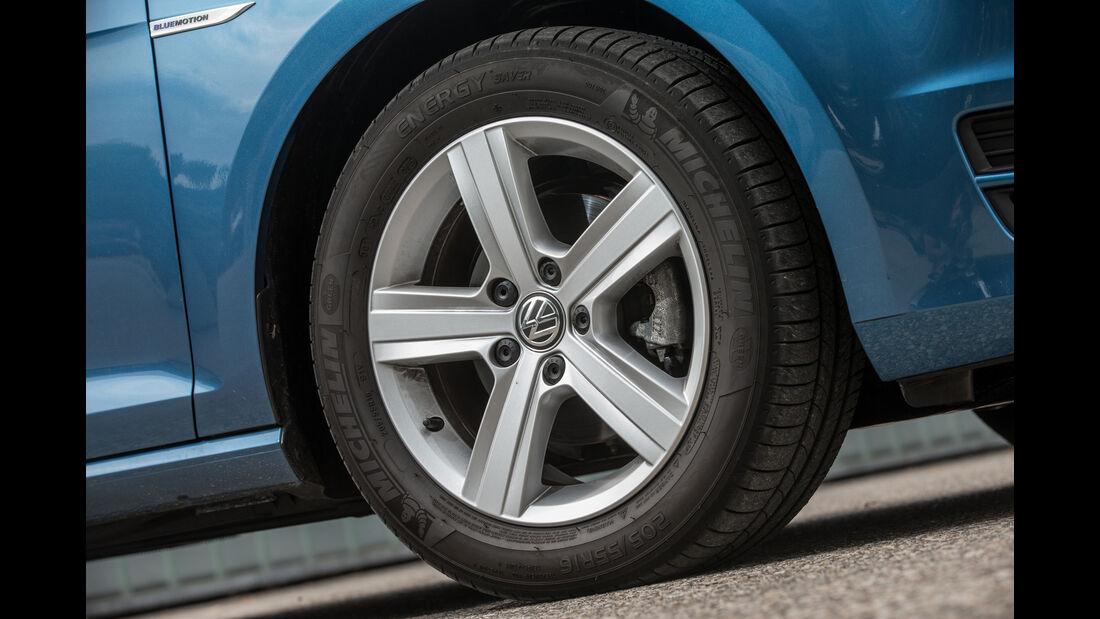 VW Golf 1.0 TSI Bluemotion, Rad, Felge