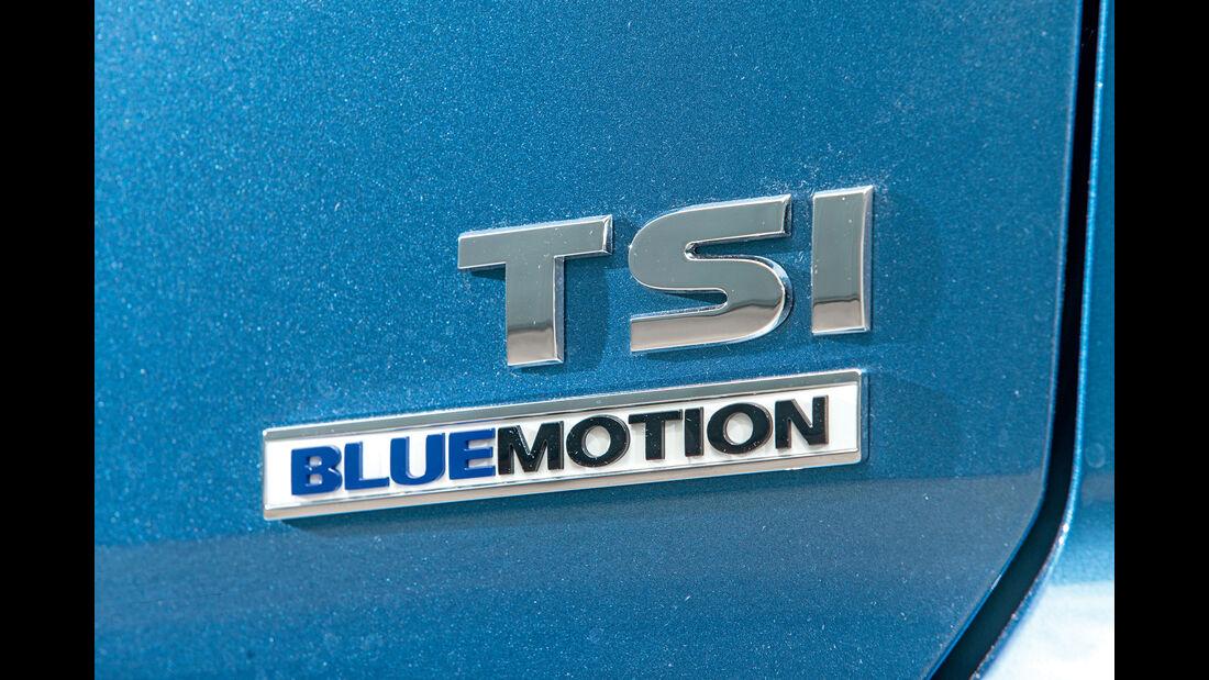 VW Golf 1.0 TSI Bluemotion, Typenbezeichnung