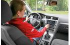 VW Golf 1.0 TSI, Cockpit