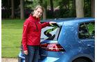 VW Golf 1.0 TSI, Heck, Annette Napp