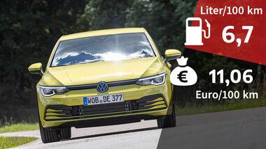 VW Golf 1.0 eTSI Life