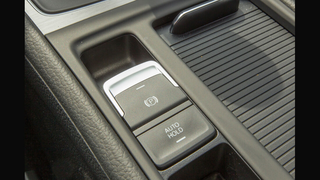 VW Golf 1.2 TSI, Bedienelement