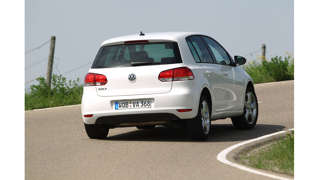 VW Golf 1.2 TSI Comfortline