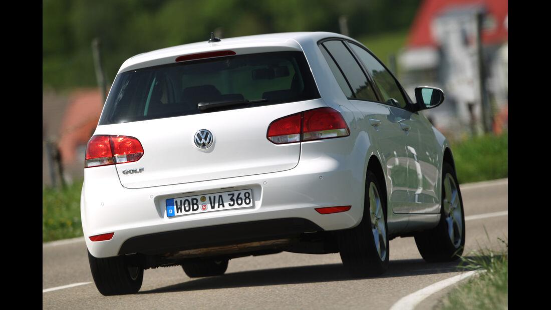 VW Golf 1.2 TSI Comfortline, Heck