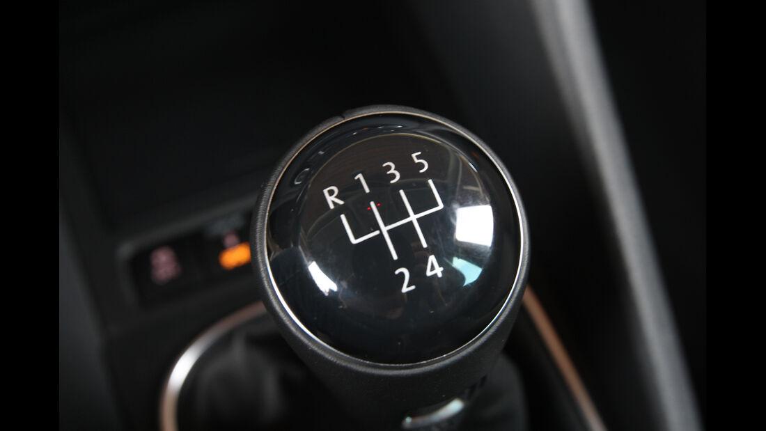 VW Golf 1.2 TSI Comfortline, Schalthebel, Schaltknauf