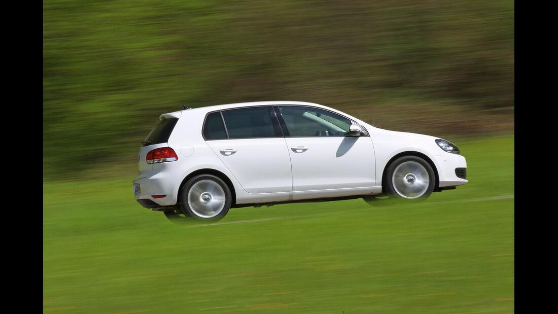 VW Golf 1.2 TSI Comfortline, Seitenansicht