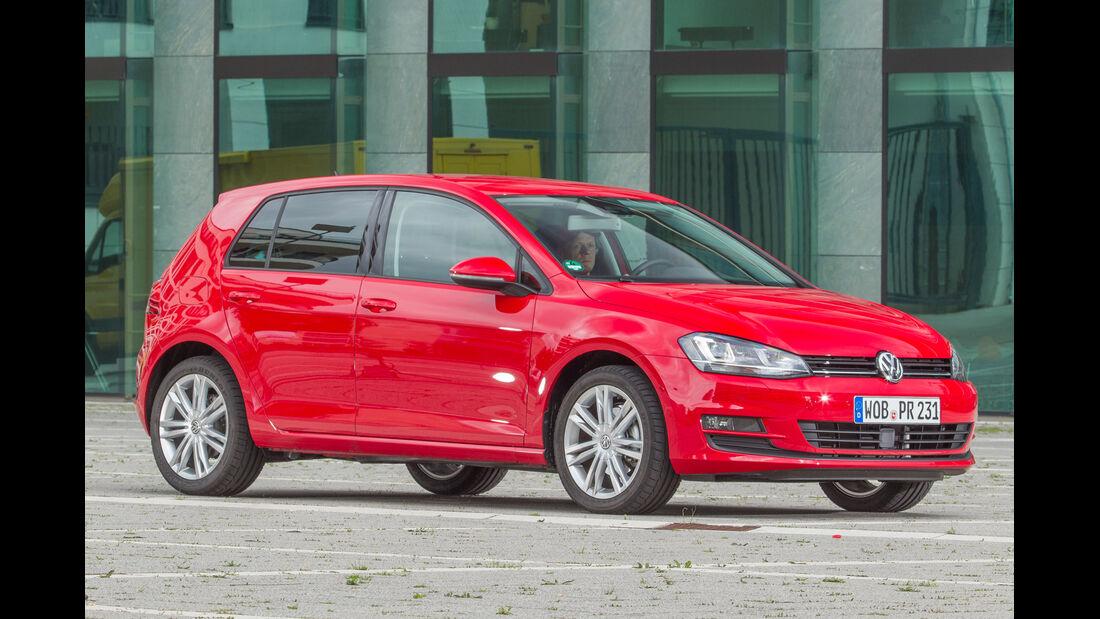VW Golf 1.2 TSI, Frontansicht