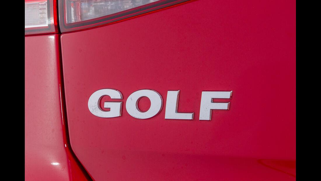 VW Golf 1.2 TSI, Typenbezeichnung
