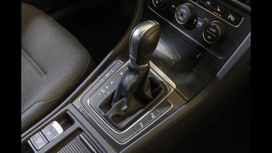 VW Golf 1.4 TGI, Interieur