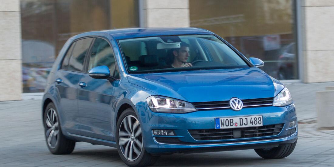 VW Golf 1.4 TSI ACT, Frontansicht
